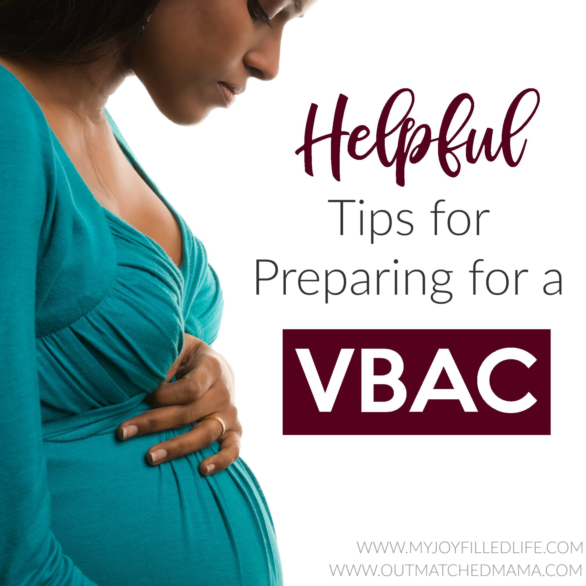 Helpful Tips for Preparing for a VBAC
